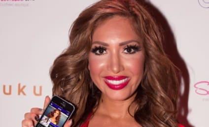 Farrah Abraham Dumps Simon Saran, Shills Dating App