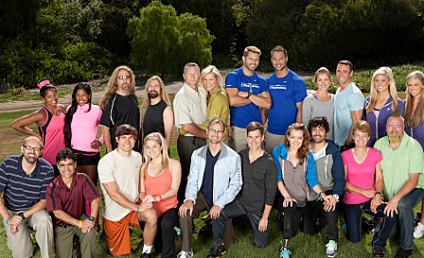 The Amazing Race Cast: Reality Stars and Strippers!