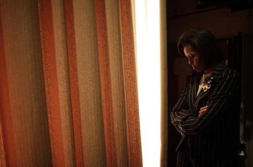 Contemplative Michelle