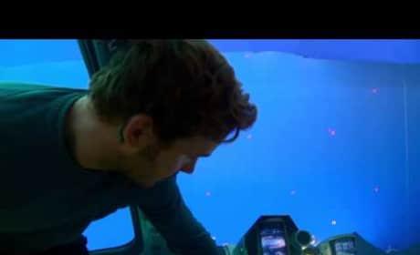 Chris Pratt: Guardians of the Galaxy Set Tour