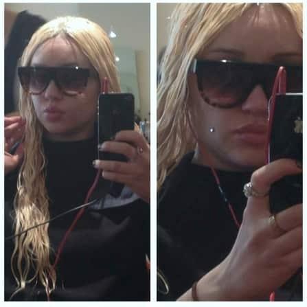 Amanda Bynes Twitter Pics