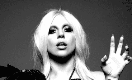 Lady Gaga Filmed American Horror Story Sex Scene Wearing Only a Band-Aid & Diamond Pasties