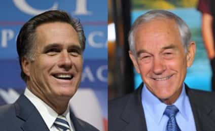 Mitt Romney Edges Ron Paul to Win Maine Caucuses