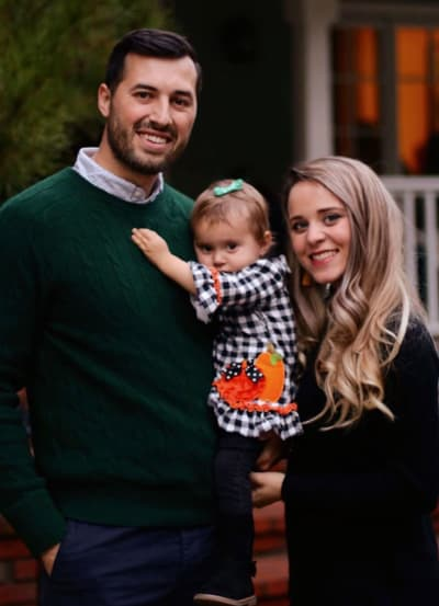Jinger Duggar on Thanksgiving