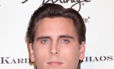 Scott Disick Wants to Be a Rapper