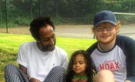 Ed Sheeran: Married?!