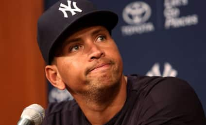Alex Rodriguez Sues MLB; Star Alleges He Was Framed, Witness Was BRIBED