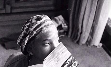 Willow Smith Reading Osho