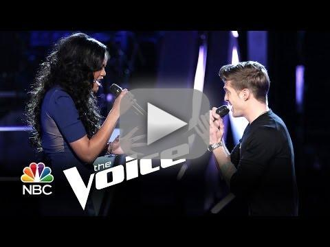 Brittnee Camelle vs. Jake Barker: Climax (The Voice)