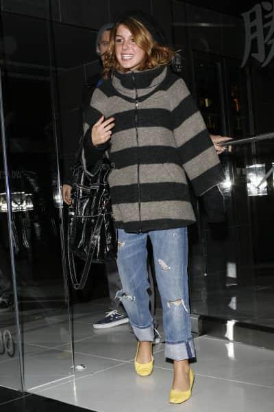 Shenae in Sweater