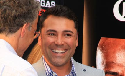 Oscar De La Hoya: Back in Rehab For Substance Abuse