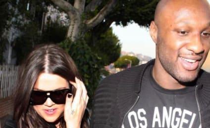 Lamar Odom: Trying to Win Back Khloe Kardashian! Certain She'll Forgive Him!