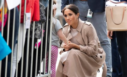 """Meghan Markle Accused of Making """"Worst Curtsy"""" in Recorded History"""