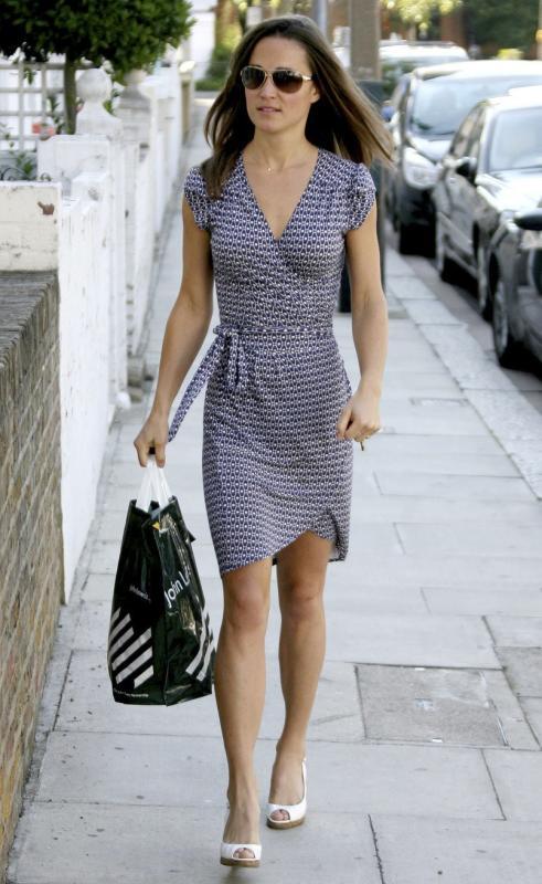 Pippa Middleton Sun Dress