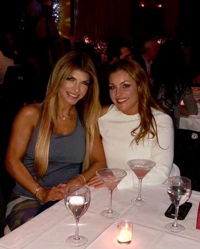 Teresa Giudice and Divorce Attorney