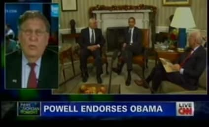 John Sununu, Mitt Romney Campaign Co-Chair, Attributes Colin Powell Obama Endorsement to Race