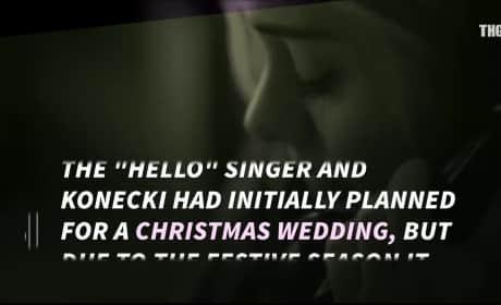 Adele: Engaged to Simon Konecki!