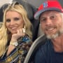 Jessica Simpson with Husband