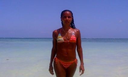 Jada Pinkett Smith Tweets Bikini Pic, Words of Encouragement