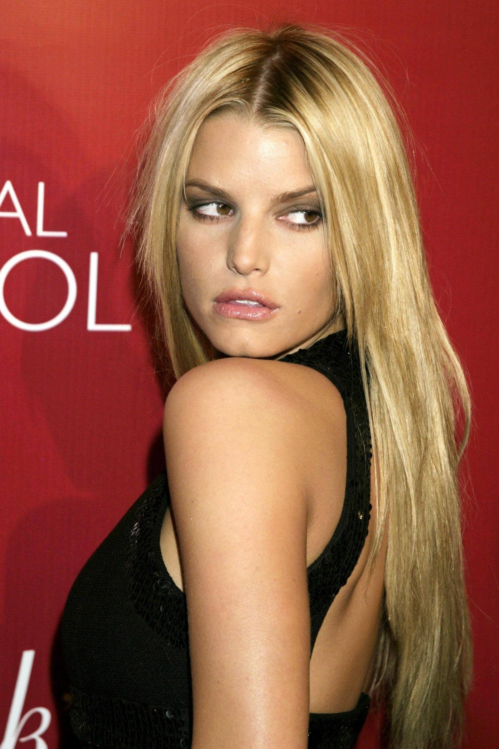 Young Jessica Simpson naked (79 photo), Sexy, Leaked, Instagram, cleavage 2015
