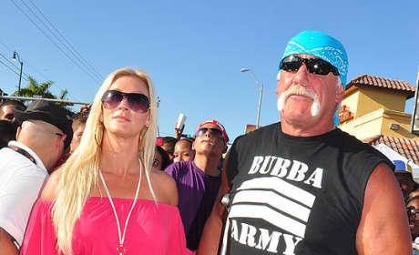 Hulk Hogan, Jennifer McDaniel Pic
