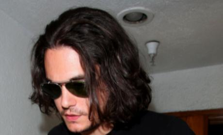 John Mayer Hair