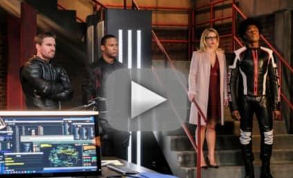 Arrow Season 6 Episode 12 Recap: All For Nothing