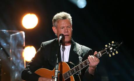 Randy Travis in Nashville