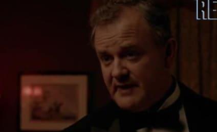Downton Abbey Season 4 Premiere: Mourning Matthew
