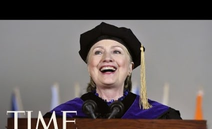 Hillary Clinton Commencement Speech: Was She Trolling Trump?