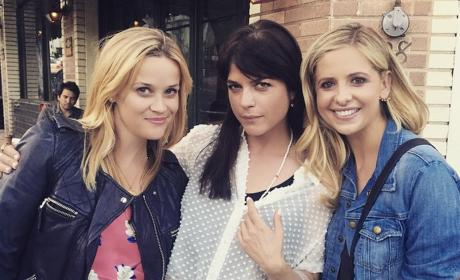 Cruel Intentions Reunion Photo