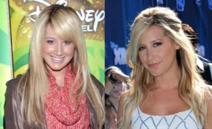 Celebrity Hair Affair: Ashley Tisdale