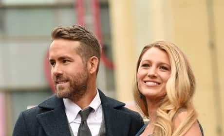 Ryan Reynolds and Blake Lively Image