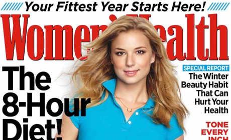 Emily VanCamp Women's Health Cover