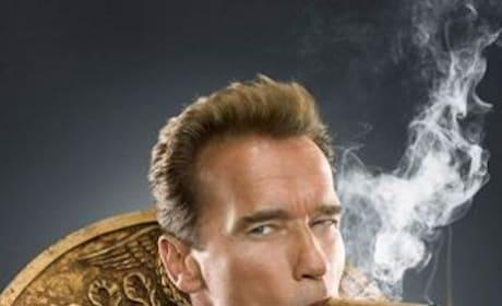 Arnold Schwarzenegger Promo Pic