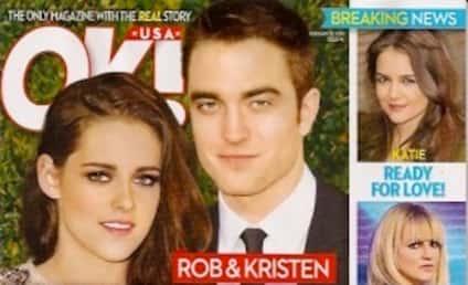 Robert Pattinson and Kristen Stewart Wedding: Back On?!?