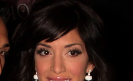 Farrah Abraham With Lip Injections