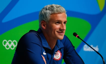 Ryan Lochte: What Is He Covering Up?