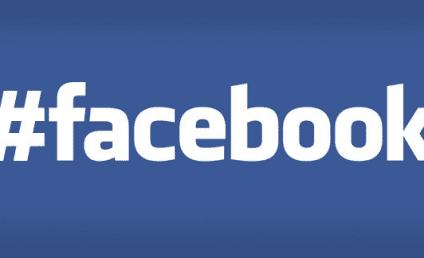 Facebook Hashtags: #FinallyHere!