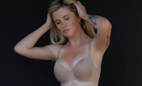 Ireland Baldwin in Underwear