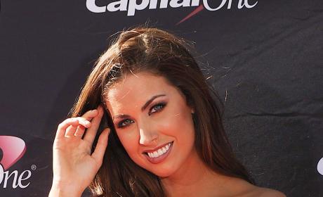 Katherine Webb at the ESPYs