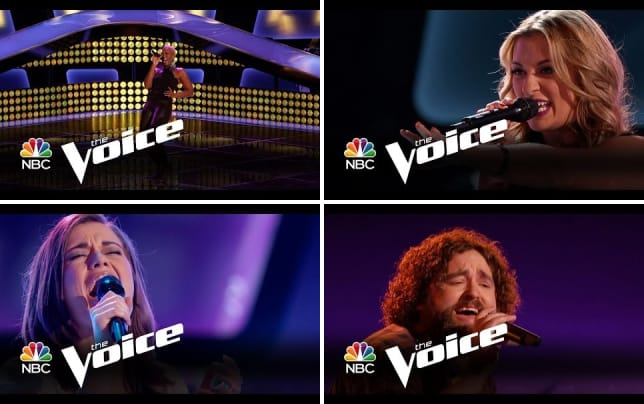 Sisaundra lewis aint no way the voice audition
