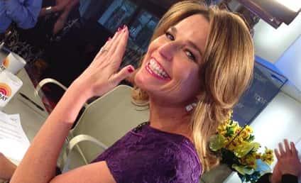 Savannah Guthrie: Engaged to Michael Feldman!