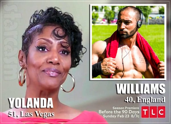 Yolanda and williams