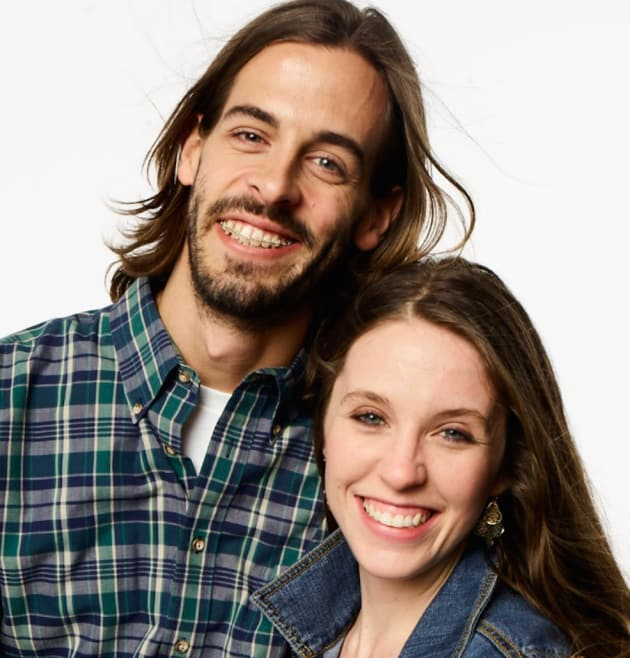 Jill Duggar and Mr. Derick Dillard
