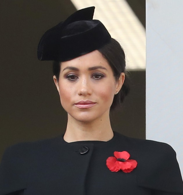 Meghan markle how she got owned by the queen on her wedding day the hollywood gossip - Fashion diva tv ...