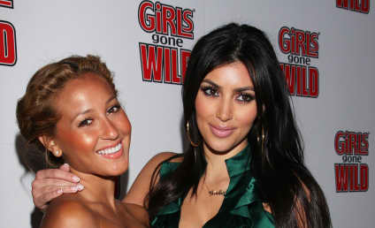 "Kim Kardashian Bashes Adrienne Bailon, Tells Ex-Friend to ""LetItGooooo"""