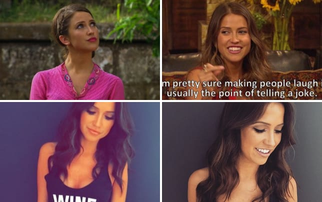 Kaitlyn Bristowe The Co Bachelorette 2015