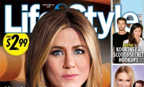 Jennifer Aniston: Dumped! Again!
