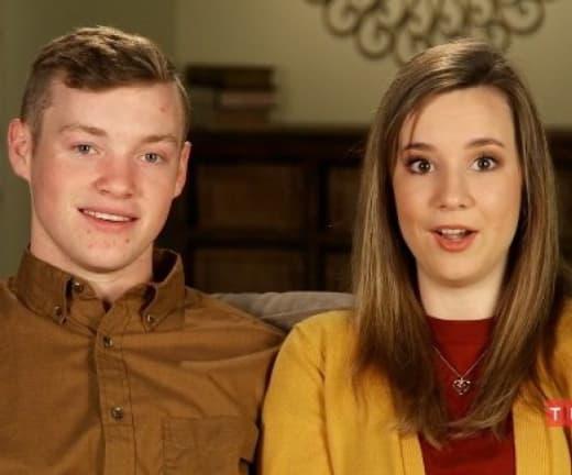 Justin y Claire Duggar